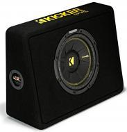 "Kicker TCWC10 Car Audio CompC 10"" Truck Sub Box Enclosure 4 Ohm 44TCWC104"