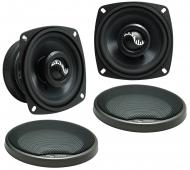 """Harmony Audio HA-C4 Car Stereo Carbon Series 4"""" Replacement 170W Speakers Pair"""