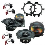 Fits Chevy Silverado Pickup 1999-2006 Factory Premium Speaker Upgrade Harmony C5 C46 New