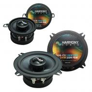 Fits Toyota Camry 1987-1991 Factory Premium Speaker Upgrade Harmony C35 C5 Package New