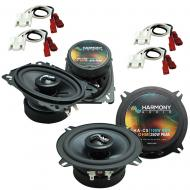 Fits Jeep Wrangler 1985-1996 Factory Premium Speaker Replacement Harmony C46 C5 Package