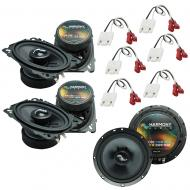 Fits Chevy Suburban 1988-1994 Factory Premium Speaker Upgrade Harmony C46 C65 Package