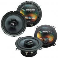 Fits BMW 3 Series 2002-2005 Factory Premium Speaker Replacement Harmony C5 C65 Package