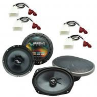Fits Toyota Camry Sedan 1997-2001 OEM Premium Speaker Upgrade Harmony C65 C69 Package