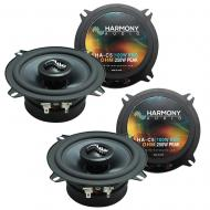 Fits Lexus ES 300 1997-2006 Factory Premium Speaker Replacement Harmony (2) C5 Package