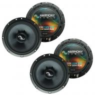 Fits Nissan Rogue 2008-2013 Factory Premium Speaker Replacement Harmony (2) C65 Package
