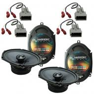 Fits Mazda 626 1993-2002 Factory Premium Speaker Replacement Harmony (2) C68 Package New