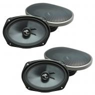 Fits Dodge Charger 2005-2010 Factory Premium Speaker Upgrade Harmony (2) C69 Package New