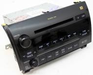 Compatible with 2008 2009 Toyota Sequoia Factory JBL 6 Disc Changer CD Player OEM Radio
