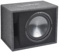 "Harmony Audio HA-RS12 Car Stereo Rhythm Loaded 12"" Vented 600W Sub Box Enclosure"