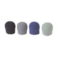 """Peavey Color-Coded Windscreen Kit #1 Fits 1 3/8"""" Ball-End Microphones (494280)"""