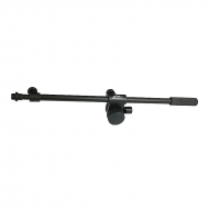 Peavey Reliable Peavey Mic Boom Arm Black with Easy Comfortable Knob (370800)