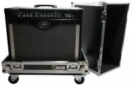 Harmony HCGC212C Universal 1X12 Electric Guitar Combo Amp Rolling Flight Case