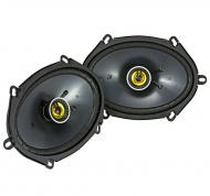 "Kicker 46CSC684 Car Audio 6x8"" 5x7"" Coaxial Full Range Stereo Speakers CSC68"