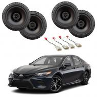 Toyota Camry 2018-2019 Factory Speaker Upgrade Package Harmony R65 Speakers New