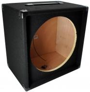 "Electric Guitar 1X15 Empty 15"" Speaker Carpet Cabinet Enclosure Box 1/4"" Jack"