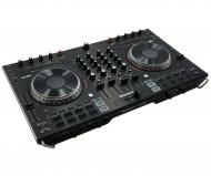 Numark NS6 II DJ 4 Channel Serato Controller with Dual USB Color Display