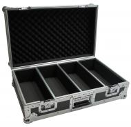 Harmony HCCD100  100 Jewel or 300 Sleeve CD Transport Road Case New