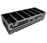 Harmony HCCD150  150 Jewel or 450 Sleeve CD Transport Road Case New