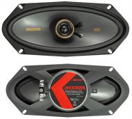 "Kicker 47KSC41004 Car Audio 4x10"" Coaxial 300W Peak Full Range Speakers KSC41004"