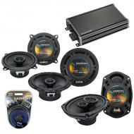 Compatible with Volvo V70/Cross Country/XC70 05-07 Speaker Replacement Harmony Speakers & CXA...