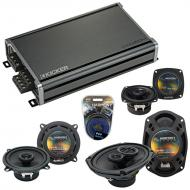 Compatible with Dodge Intrepid 1993-1997 Factory Speaker Replacement Harmony Speakers & CXA36...