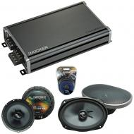 Compatible with Nissan Xterra 2005-2008 OEM Speakers Replacement Harmony C65 C69 & CXA360.4 Amp