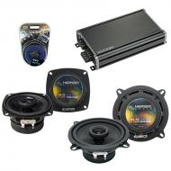 Compatible with Mercedes 240/280 Series 73-83 OEM Speaker Replacement Harmony R4 R5 & CXA360....