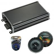 Compatible with Chrysler Prowler 1997-2002 Factory Speakers Replacement Harmony C65 & CXA360.4