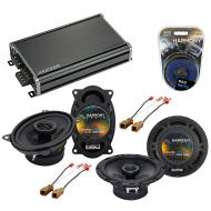 Compatible with Nissan Sentra 1991-1994 Factory Speaker Replacement Harmony R46 R65 & CXA360.4