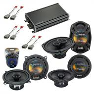Compatible with Acura RL 1999-2013 Factory Speaker Replacement Harmony Replacement & CXA360.4...