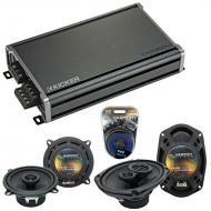 Compatible with Dodge Charger 1974-1983 Factory Speaker Replacement Harmony R5 R69 & CXA360.4...