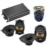 Compatible with Pontiac 6000 1982-1991 Factory Speaker Replacement Harmony R46 R69 & CXA360.4...
