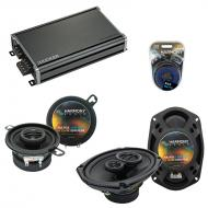 Compatible with Chrysler Cordoba 1975-1983 OEM Speaker Replacement Harmony R35 R69 & CXA360.4...
