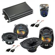 Compatible with Chrysler Fifth Avenue 84-93 OEM Speaker Replacement Harmony R5 R69 & CXA360.4...