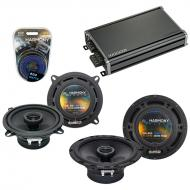 Compatible with Honda Prelude 1983-1985 EOM Speaker Replacement Harmony R5 R4 & CXA360.4 Amp