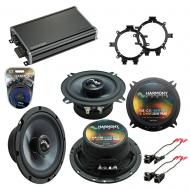 Compatible with Chevy Avalanche 2002-2006 OEM Premium Speaker Replacement Harmony C5 C65 & CX...