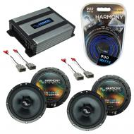 Compatible with Acura MDX 2001-2006 Factory Speakers Replacement Harmony (2) C65 & Harmony HA...