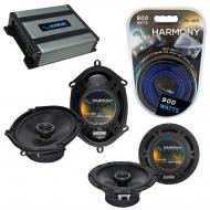 Compatible with Acura NSX 1994-2005 Factory Speaker Replacement Harmony R5 R65 & Harmony HA-A...