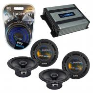 Compatible with BMW 1 Series 2008-2013 Factory Speaker Replacement Harmony (2)R65 & Harmony H...