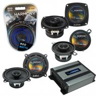 Compatible with BMW 3 Series 1999-2001 Factory Speaker Replacement Harmony Speakers & Harmony...