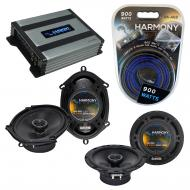 Compatible with BMW 7 Series 1999-2006 Factory Speaker Replacement Harmony R5 R65 & Harmony H...