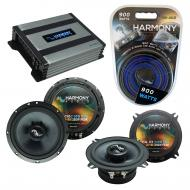 Compatible with BMW 7 Series 1999-2006 Factory Speakers Replacement Harmony C5 C65 & Harmony ...