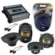 Compatible with Buick Century 1997-2005 Factory Speaker Replacement Harmony R5 R69 & Harmony ...
