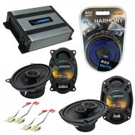 Compatible with Buick Le Sabre 1984-1987 OEM Speaker Replacement Harmony R46 R69 & Harmony HA...