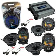 Compatible with Buick Le Sabre 1995-1999 Factory Speaker Replacement Harmony Speakers & Harmo...