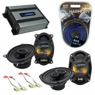 Compatible with Buick Park Avenue 88-94 OEM Speaker Replacement Harmony R46 R69 & Harmony HA-...