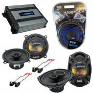 Compatible with Buick Park Avenue 95-96 OEM Speaker Replacement Harmony R46 R69 & Harmony HA-...