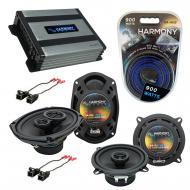 Compatible with Buick Skylark 1987-1995 Factory Speaker Replacement Harmony R5 R69 & Harmony ...