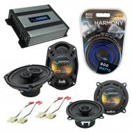 Compatible with Cadillac Brougham 1987-1992 OEM Speaker Replacement Harmony R5 R69 & Harmony ...